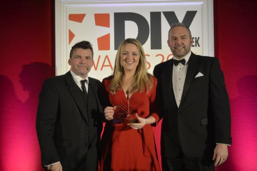 Old Railway Line Garden Retailer of the Year